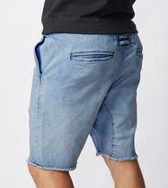 ZANEROBE Denim Street Style Plain Shorts