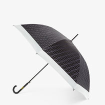 FENDI Logo Umbrellas & Rain Goods
