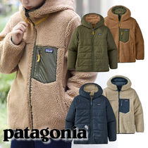 Patagonia Unisex Street Style Kids Girl Outerwear