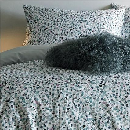 Flower Patterns Dots Plain Pillowcases Comforter Covers