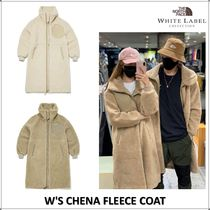 THE NORTH FACE WHITE LABEL Casual Style Long Coats