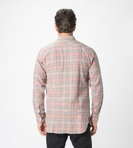 Ron Herman Shirts Button-down Other Plaid Patterns Street Style Long Sleeves 5