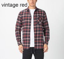 Ron Herman Shirts Button-down Other Plaid Patterns Street Style Long Sleeves 6