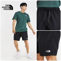 THE NORTH FACE Zebra Patterns Studded Plain Shorts