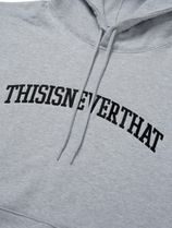 thisisneverthat Hoodies Unisex Street Style Long Sleeves Cotton Logo Hoodies 13