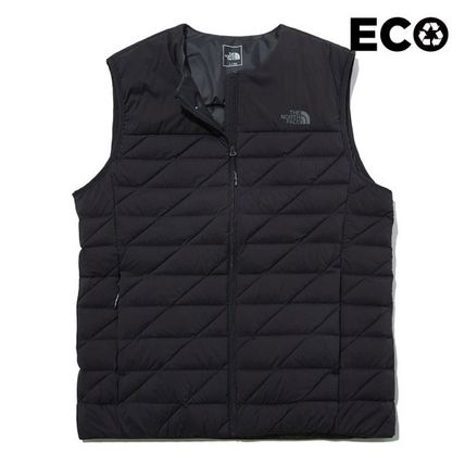 THE NORTH FACE Vests & Gillets Plain Logo Outdoor Vests & Gillets 2