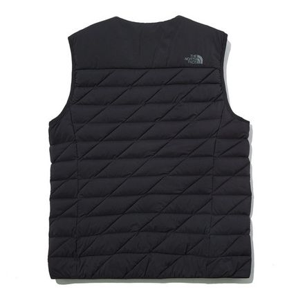 THE NORTH FACE Vests & Gillets Plain Logo Outdoor Vests & Gillets 3