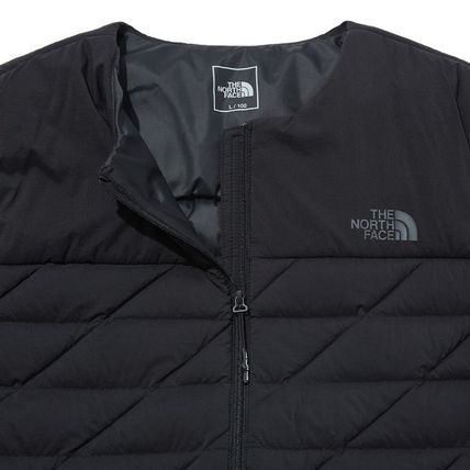 THE NORTH FACE Vests & Gillets Plain Logo Outdoor Vests & Gillets 4