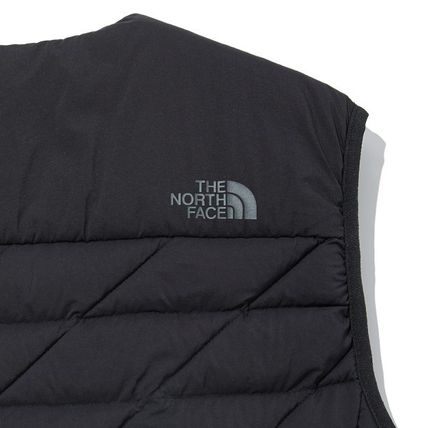 THE NORTH FACE Vests & Gillets Plain Logo Outdoor Vests & Gillets 6