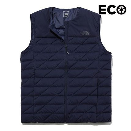 THE NORTH FACE Vests & Gillets Plain Logo Outdoor Vests & Gillets 8