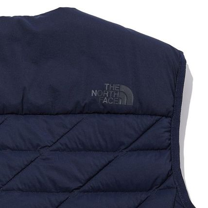 THE NORTH FACE Vests & Gillets Plain Logo Outdoor Vests & Gillets 11