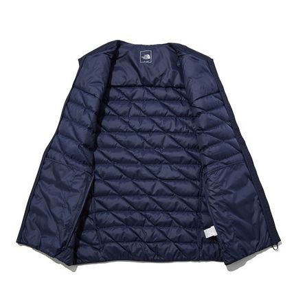 THE NORTH FACE Vests & Gillets Plain Logo Outdoor Vests & Gillets 12