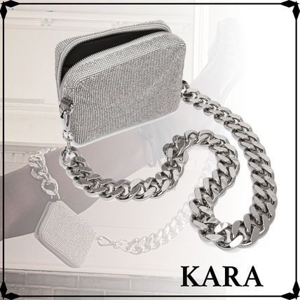 Casual Style Street Style Chain Plain Party Style