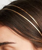 Ron Herman Casual Style Party Style Bridal Headbands