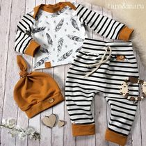PatPat Street Style Co-ord Baby Boy Tops