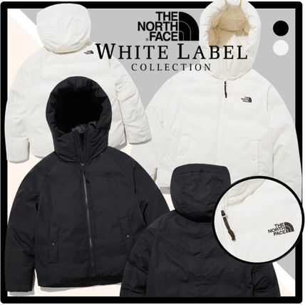 THE NORTH FACE WHITE LABEL Casual Style Unisex Street Style Jackets