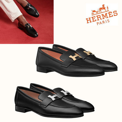 HERMES Paris Loafer & Moccasin Shoes