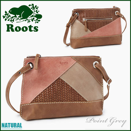 [Roots] Edie Bag Patchwork
