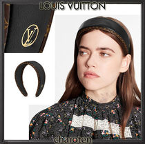 Louis Vuitton MONOGRAM Casual Style Blended Fabrics Party Style Office Style