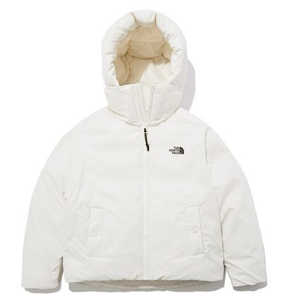 THE NORTH FACE WHITE LABEL Casual Style Street Style Fleece Jackets Jackets