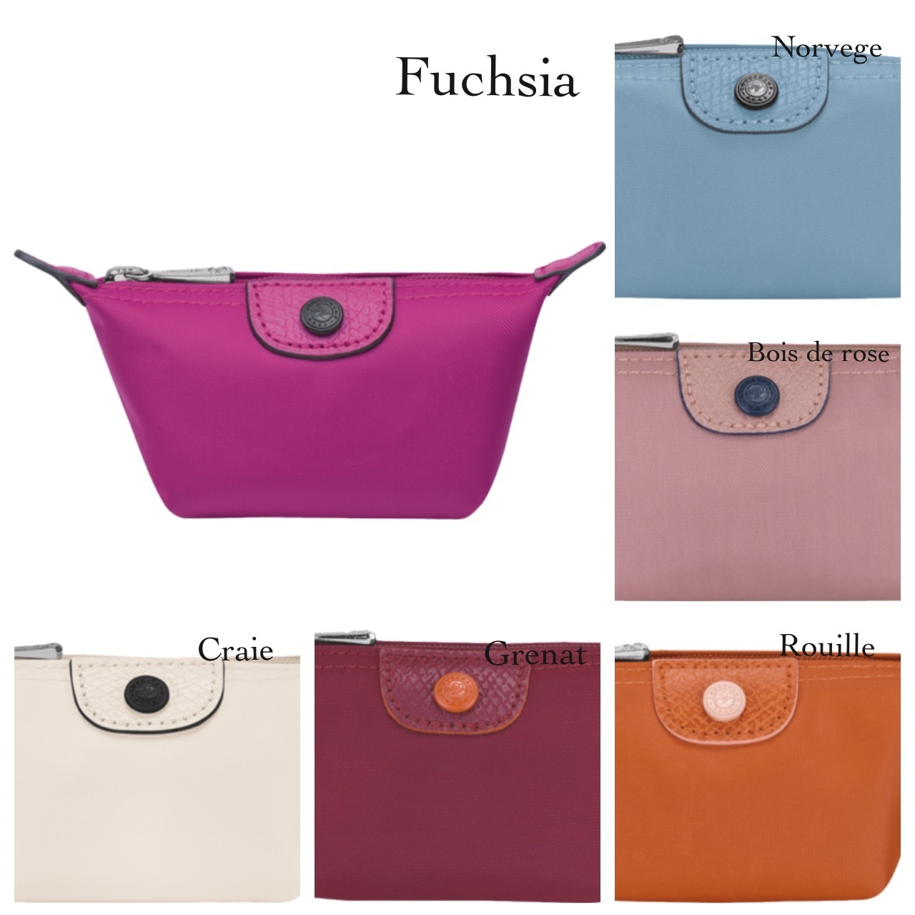shop longchamp wallets & card holders
