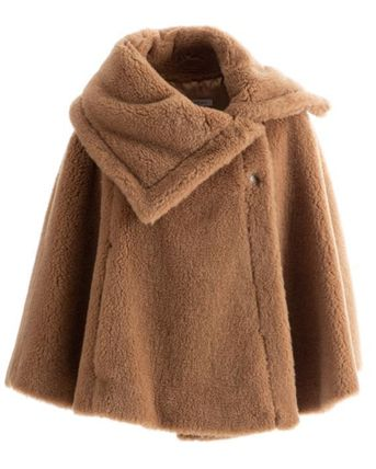 MaxMara TEDDY BEAR Plain Long Coats