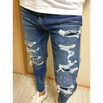 American Eagle Outfitters Skinny Unisex Street Style Skinny Jeans 7