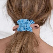 LUNYA Scrunchy Casual Style Party Style Office Style Elegant Style