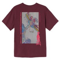 STUSSY More T-Shirts Unisex Street Style Cotton Short Sleeves Skater Style 5
