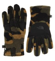 THE NORTH FACE DENALI Camouflage Unisex Street Style Logo Touchscreen Gloves