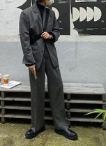 ASCLO Street Style Collaboration Oversized Co-ord Suits