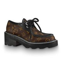 Louis Vuitton Lv Beaubourg Platform Derby