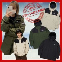 THE NORTH FACE Unisex Street Style Nylon Jacket  Jackets