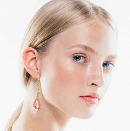 Unisex Street Style Earrings