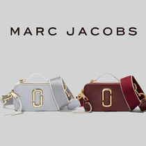 MARC JACOBS Casual Style Unisex Bag in Bag Vanity Bags 2WAY Plain