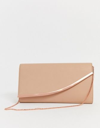 ASOS 2WAY Plain Party Style Elegant Style Party Bags