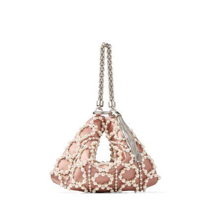 Jimmy Choo Chain Party Style With Jewels Elegant Style Party Bags