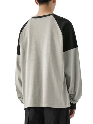 thisisneverthat Crew Neck Pullovers Unisex Low Gauge Street Style U-Neck