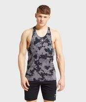 GymShark Blended Fabrics Street Style Activewear Tops