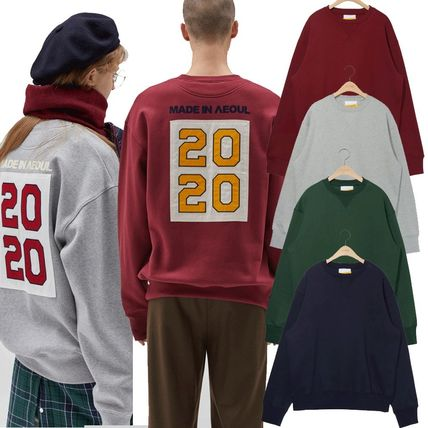 NOHANT Long Sleeve Street Style Long Sleeves Long Sleeve T-shirt Logo