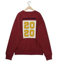 NOHANT Long Sleeve Street Style Long Sleeves Long Sleeve T-shirt Logo 6