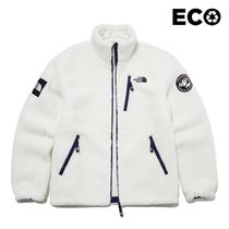 THE NORTH FACE RIMO Short Unisex Shearling Fleece Jackets Jackets
