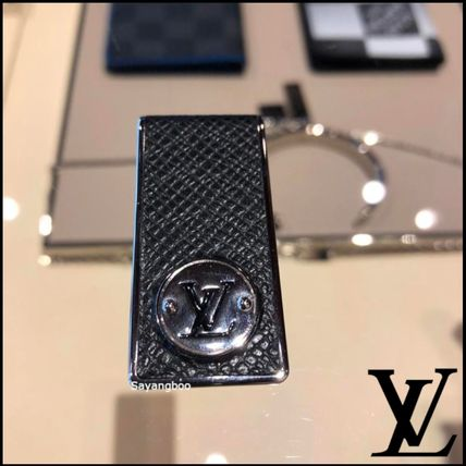Louis Vuitton Leather Logo Wallets & Card Holders