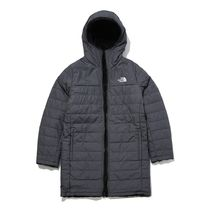 THE NORTH FACE Casual Style Unisex Street Style Long Logo Outerwear
