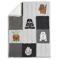 Pottery Barn Unisex Collaboration Halloween Characters Throws