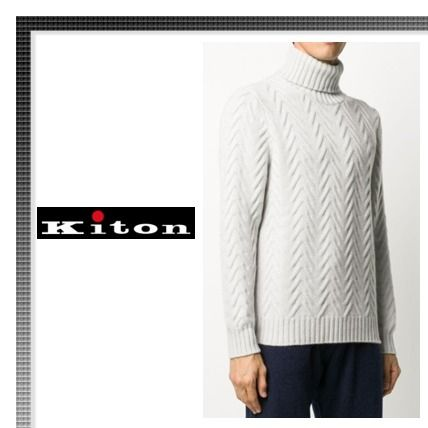 Long Sleeves Plain Sweaters