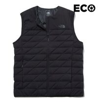 THE NORTH FACE Street Style Logo Outdoor Vests & Gillets