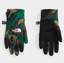 THE NORTH FACE Camouflage Logo Touchscreen Gloves