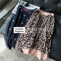 Leopard Patterns Other Animal Patterns Co-ord Loungewear