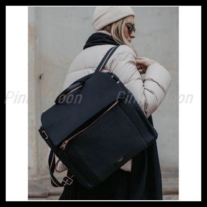Unisex Street Style Oversized Mothers Bags